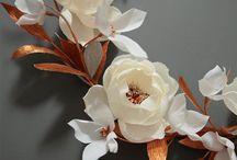 QUILLING FLOWERS - salvari / ARTA DIN HARTIE
