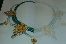 Sketches Jewelry Art