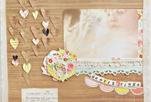 Scrapbook Layouts / by Craftwell Inc.