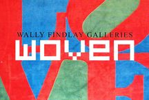 Woven 2014 : Wally Findlay Galleries New York / www.wallyfindlay.com
