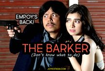 """EMPOY is """"THE BARKER"""""""