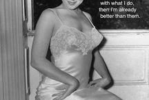 Marilyn monroe / by Ashley Davis