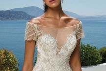 Justin Alexander @ Mia Sposa Bridal Boutique / Justin Alexander Bridal Gowns Inspired by the intersection fashion trends and the needs of real brides, Justin Alexander designs the perfect wedding day look with stunning silhouettes, adorned necklines and high attention to detail.