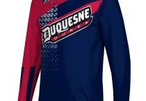 Duquesne University / Go Dukes!!!!  Show off your school pride in our comfortable sweaters, shirts, shorts, and more for men and women! Got spirit? See more at sportswearunlimited.com