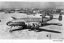 Airliner Postcards