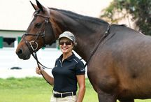 Horse & Rider Profiles / Meet the horses and riders who are at the top of their game