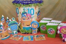 TEAM UMIZOOMI Birthday Party