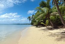 Isolated Beaches / Hard to get to, quiet, stunning beaches.
