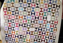 Hour glass quilts