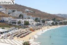 Mykonos Beaches If Wasn T Internationally Famous For The Its Jet Set
