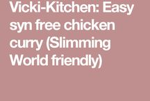 slimming world recipes syn free