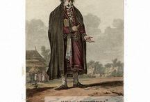 1817 - Costiume Polonaise - Norblin