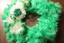 St. Patrick's Day Craft Projects / Saint Patricks day craft projects.