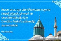 Mevlana ve Ramazan