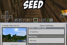 Minecraft seedek