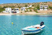 Irakleia island (Ηρακλειά)