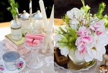 Garden Party Ideas / From #decor to #flowers to #cocktails, here are some ideas we love for garden parties.