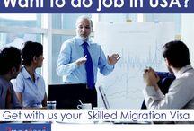 skilled migration visa