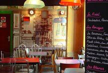 Restaurants, bars, cafés etc.