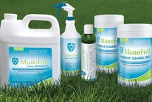 MonoFoil Antimicrobial / Texon Antimicrobial can get your gear clean and destroy odors!Providing services to schools, athletic departments, and health care.  Keep your environment clean by using MonoFoil Antimicrobial.