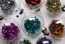 Ornaments / by Tammy Snow Cornelius