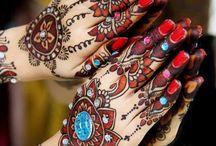 Mehndi (Henna Tattoos)