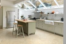 Polyflor Camaro 2016 collection - Stone / The new Camaro collection of stone effect luxury vinyl tile flooring for the home.