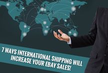 7 Ways International Shipping will Increase your eBay Sales
