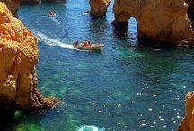 PontA da piedade Algarve - Portugal