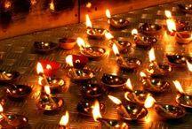 Festivals In India / Celebreate Festivals Holi, Deepwali, Eid In India