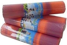 Fitness With Yoga / Enhance your fitness with yoga without hurting yourself by the use of Yoga exercise mats by Shiva Yoga Mats. You can buy variety of yoga mats especially the red yoga mats online to get the best value for your money.