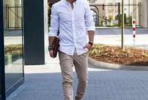 casual outfit men