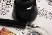 Pen and Ink Tutorials