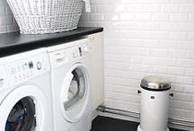laundry / laundry rooms