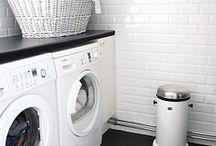 laundry room, tvättstuga, ideoita pyykkitupaan