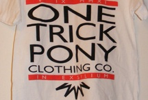 one trick pony apparel