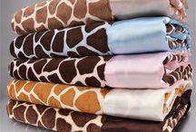 Giraffe accessories
