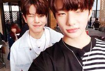 Seunmin & Hyunjin