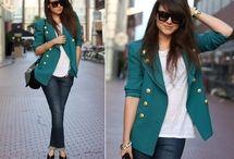 My Style / by Nicole Pavon