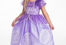 vestiti da principessa
