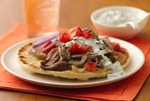 Recipes - Mediterranean Dishes