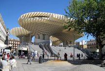 Sevilla (Spanje) / De mooiste foto's van Sevilla in Spanje. Foto's van bezienswaardigheden, musea, gebouwen en parken in Sevilla.