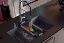 Contemporary Kitchen Sinks / by Quality Bath