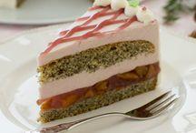 Mohn torte