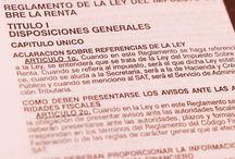 Aviso de publicación de nuevo Reglamento de la Ley del Impuesto Sobre la Renta 2015 / El día 8 de octubre de 2015, se publicó en el #DiarioOficialdelaFederación el nuevo #ReglamentodelaLeydelImpuestoSobrelaRenta.  Este reglamento vendrá a armonizar a la Ley del #ISR vigente, que debido a la #ReformaFiscal que sufrió para el año 2014, cambió su estructura claro los ordenamientos de la misma.  Con este nuevo reglamento, se empatarán artículos, capítulos y otros lineamientos.  www.servicios-c.com.mx/