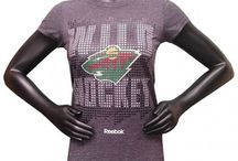 Wild Fashion for the Ladies / Clothes for women who are Wild for hockey. #mnwild / by State Of Hockey Store