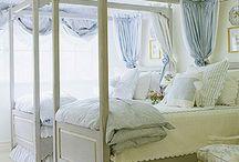 Beds/Bedrooms / by Julie Sessions Jensen