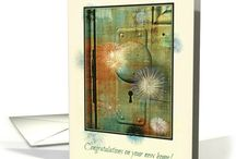 Congratulations / These cards send greetings to congratulate your recipient on any one of a variety of accomplishments.
