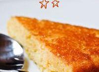 gâteau orange caramélisé