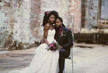 mariage afro